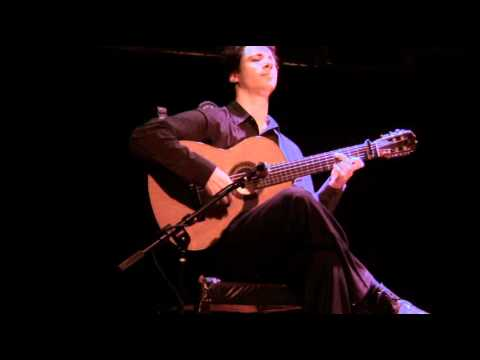 Grisha Goryachev plays Oracion by Manolo Sanlucar (2008)