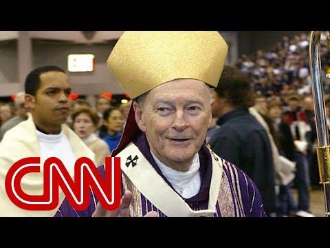Cardinal resigns amid altar boy abuse allegation