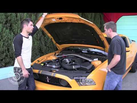 Erik Valdez & His Boss 302 Mustang on CarCast