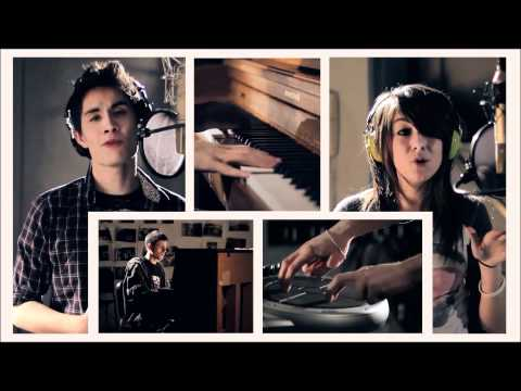 Christina Grimmie and Sam Tsui - Just a Dream Remix