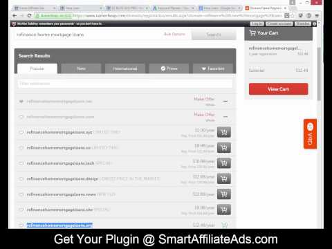 NEW 2015 - How To Put High Paying Ads On Your Affiliate Blogs