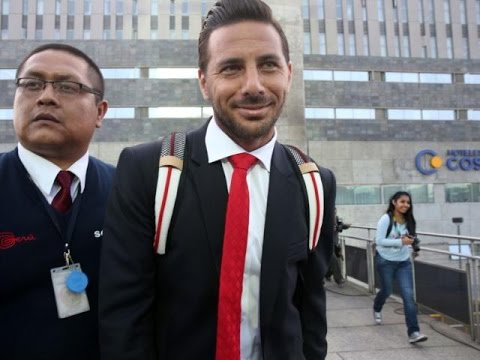Copa América: Claudio Pizarro 'trolleó' a periodistas en su partida a Chile