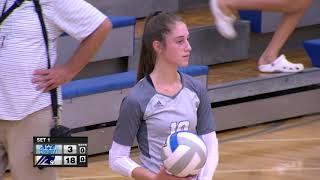 Champlin Park vs. Blaine Girls High School Volleyball