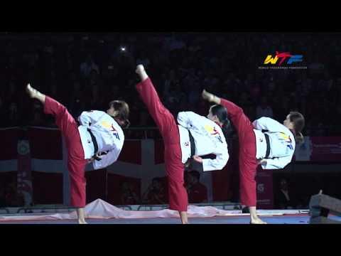Opening Ceremony | 9th Wtf World Taekwondo Poomsae Championships 2014 video