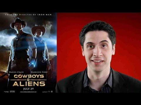 Cowboys And Aliens Movie Review video