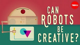 Can robots be creative? - Gil Weinberg