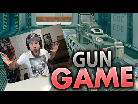 GUN GAME!! BACK TO MY ROOTS - INFINITE WARFARE MULTIPLAYER GAMEPLAY