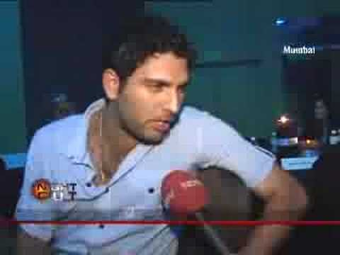 A New Pitch: Yuvraj, Sania At Fashion Show video