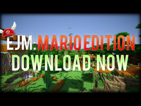 [OUT NOW] Epic Jump Map: Mario edition Trailer