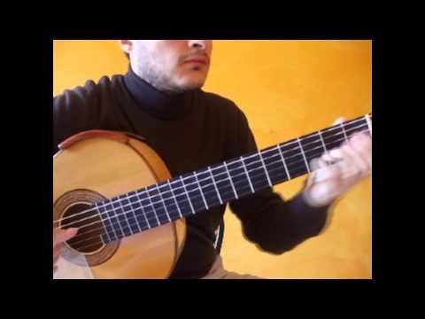 Dionisio Aguado - Exercise No 1