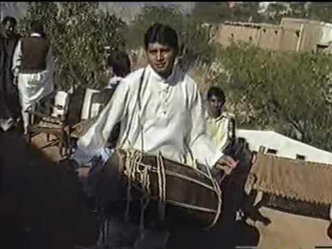 Basheera Choki Bhagat ہکا اج دی رات چہ رؤ Video