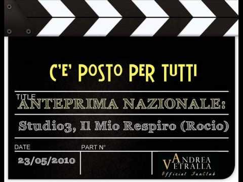 C'E' POSTO PER TUTTI - Radio Punto // 06° puntata del 23/05/2010 - Anteprima singolo Studio 3