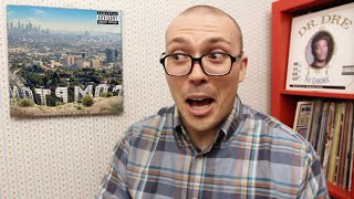 Dr. Dre - Compton ALBUM REVIEW