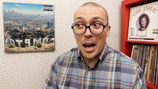 Dr. Dre - Compton ALBUM REVIEW