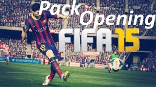 Pack Opening FIFA 15 IOS