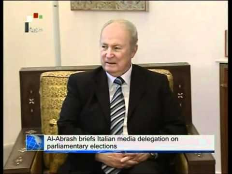 Syria News 03 May 2012. Syrian Official Tv Channel