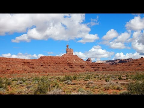 Valley of the Gods, Motorcycle edition