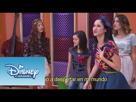 Mira más videos exclusivos de Violetta en http://www.disneylatino.com/disneychannel/series/violetta/ ¿Recuerdas este momento musical? Revive la emoción. Síguenos en Facebook: http://www.face...