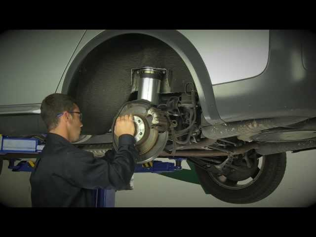 Replacing the Rear Air Suspension on the 2000-2006 Audi ...