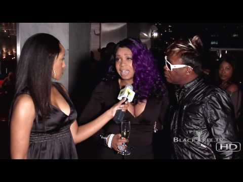 New York aka Tiffany from Flavor of Love Interview