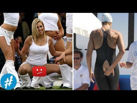 Ngakak! 10 Kejadian MEMALUKAN Atlet Olahraga Yang Terekam Kamera