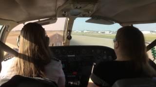 Cape Air St Louis Landing