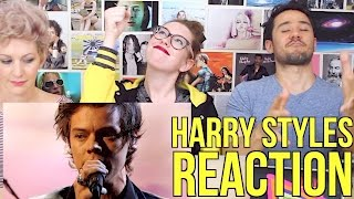 Harry Styles -  Sign of the Times - Graham Norton - REACTION!