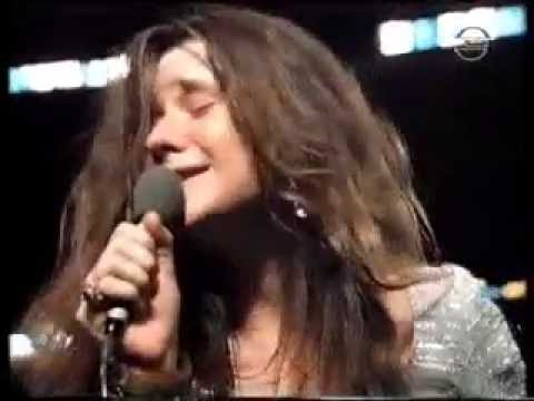 Janis Joplin - Ball And Chain live in Germany 69