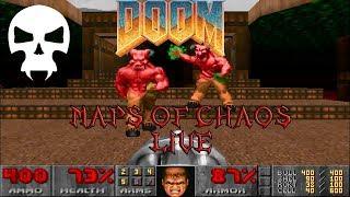 DOOM: Maps of Chaos - Com Mod de armas do Moa Dixon !!!!