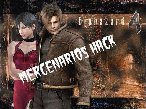 Resident evil 4 ''Como ganar 5 estrellas en mercenarios'' (HACK ...