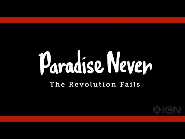 Paradise Never - Announcement Trailer