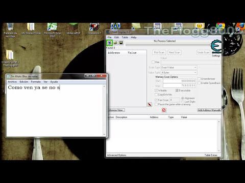 Como Descargar CheatEngine 6.1 Gratis Sin Virus (Mas Explicado)  HD