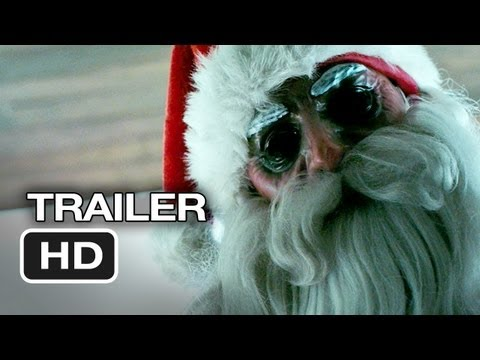 Silent Night Official Trailer #1 (2012) - Santa Claus Horror Movie HD