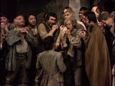 "Beethoven :PrisonersChorus ""O Welche Lust, in freier Lust"" from  Fidelio"