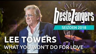 Lee Towers - What you won't do for love | Beste Zangers 2018