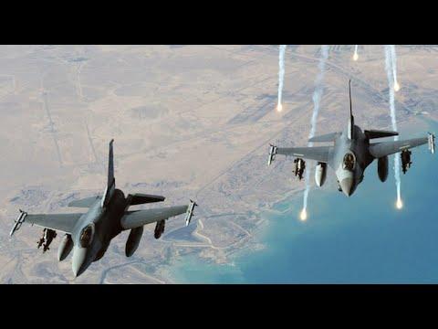 U.S. Warplanes Bomb ISIS Camp in Libya