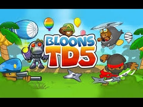 Bloons Tower Defense 5 - Media Fail!