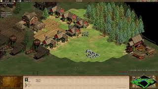 Age of Empires 2 FE BruteForce Chaos in Waterhole 4 Again