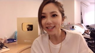 G.E.M. Youtube Channel reaches 1 million subscribers! 鄧紫棋Youtube頻道突破一百萬訂閱者!