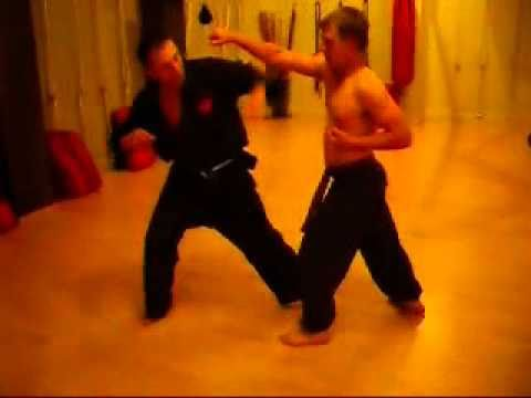 Tenshin From Seipai - Okinawan Kokutsu Dachi Forward video