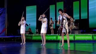 Download Moranbong Band - World Famous Songs Medley 3Gp Mp4
