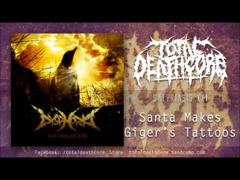 Dysphoria - Santa Makes Gigers Tattoo