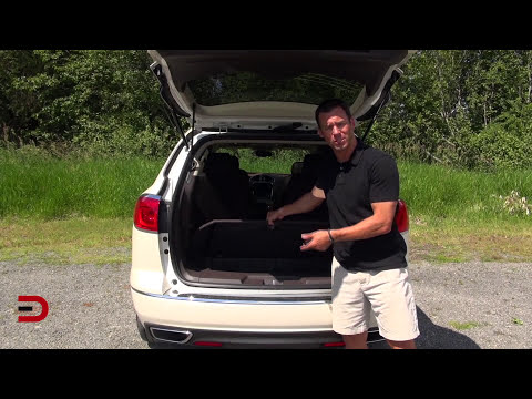 2013 Buick Enclave AWD | New Car Review | on Everyman Driver