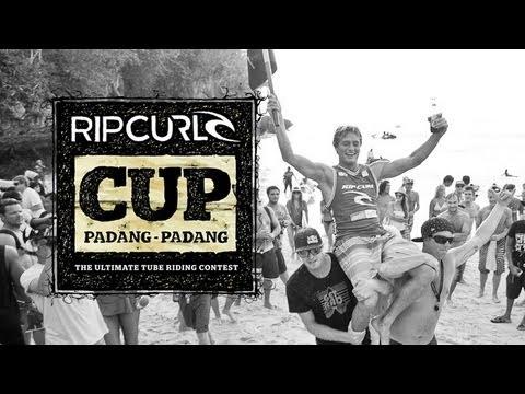 Episode #4 - Rip Curl Cup Padang Padang 2012 TV Show
