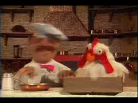 Swedish Chef Chicken Muppets Muppet Show Swedish Chef