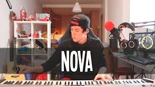 Ahrix - Nova - Piano Cover by OllieGamerz