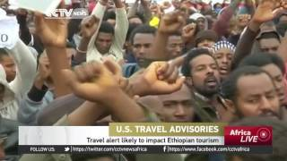 Ethiopian government says protest regions now calm