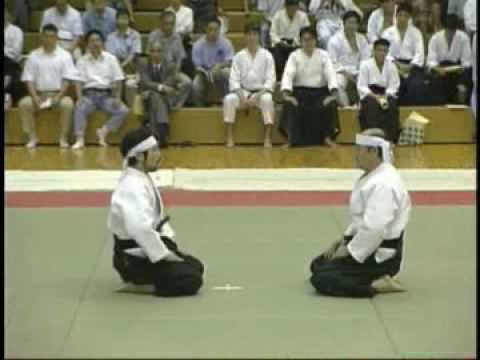 Tenjin Shinyo Ryu Jujutsu demo Image 1
