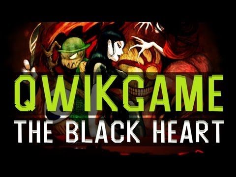 Qwik Game: The Black Heart