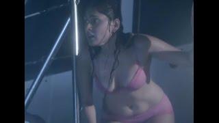 Manjari Phadnis Hot Boobs in 2 Piece Bikini From Warning
